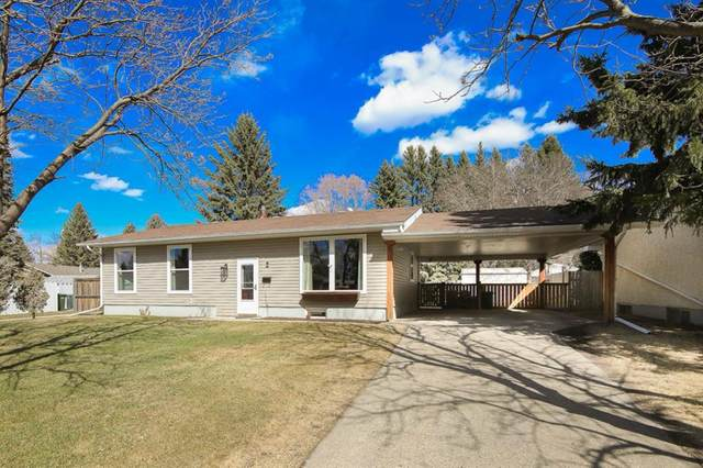 2 Stirling Close, Red Deer, AB T4N 0A8 (#A1099972) :: Calgary Homefinders