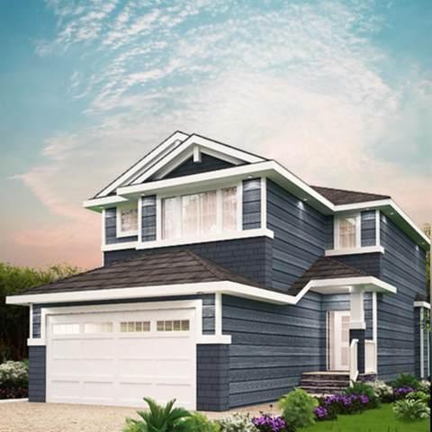 128 Sunrise Common, Cochrane, AB T4C 2S1 (#A1099975) :: Redline Real Estate Group Inc