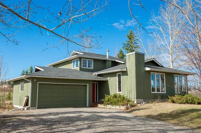 67 Idlewild Estates, Rural Rocky View County, AB T3Z 1J1 (#A1099983) :: Calgary Homefinders