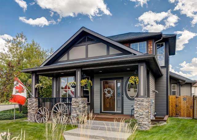 1104 Channelside Way SW, Airdrie, AB T4B 3J2 (#A1100000) :: Calgary Homefinders