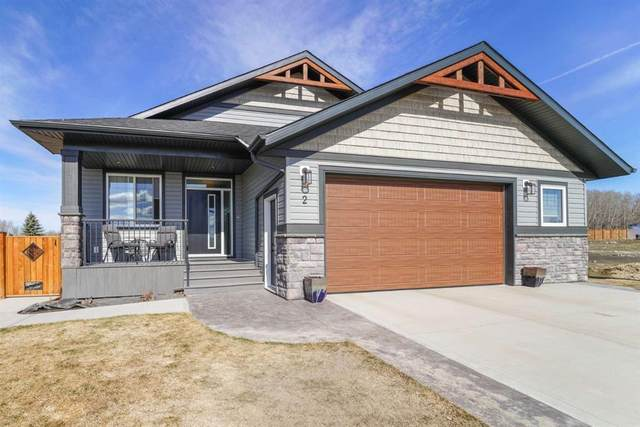 2 Napoleon Meadows Way, Innisfail, AB T4G 0N6 (#A1100004) :: Calgary Homefinders