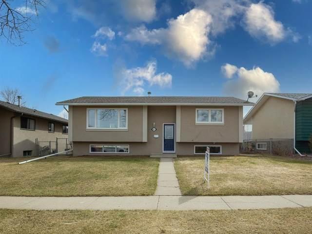 4817 64 Street, Camrose, AB T4V 2T8 (#A1100020) :: Calgary Homefinders