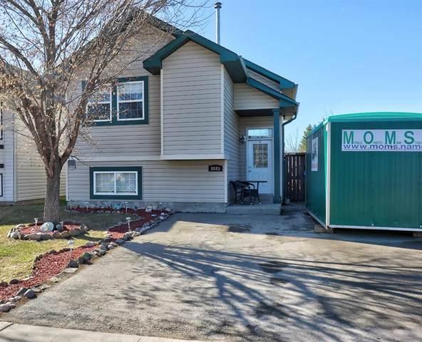 8845 66 Avenue, Grande Prairie, AB T8W 2X9 (#A1100073) :: Calgary Homefinders