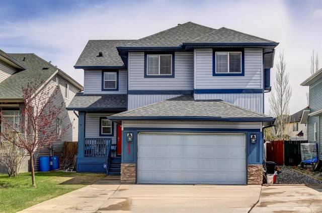 243 Bayside Point SW, Airdrie, AB T4B 2X5 (#A1100087) :: Calgary Homefinders
