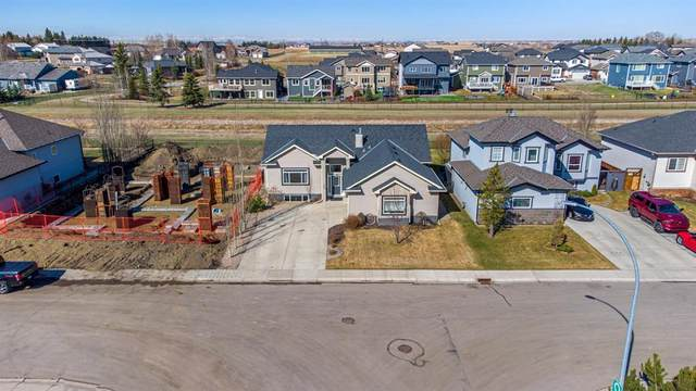 199 Strathmore Lakes Bend, Strathmore, AB T1P 1Y9 (#A1100132) :: Redline Real Estate Group Inc