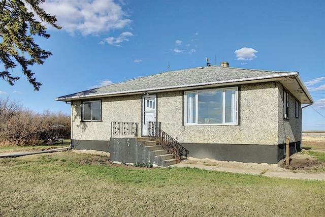 180031 & 180037 Range Road  260, Rural Vulcan County, AB T0L 0L0 (#A1100278) :: Redline Real Estate Group Inc