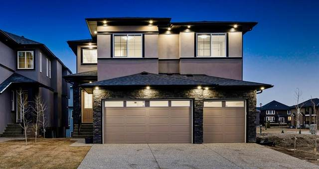 251 Kinniburgh Place, Chestermere, AB T1X 1Y2 (#A1100283) :: Redline Real Estate Group Inc