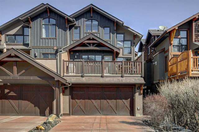 617 7th Street, Canmore, AB T1W 2C4 (#A1100339) :: Redline Real Estate Group Inc