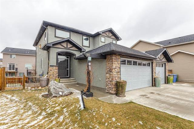 105 Rainbow Falls Bay, Chestermere, AB T1X 0S5 (#A1100379) :: Calgary Homefinders