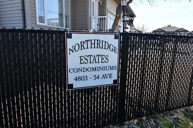 4803 54 Avenue #18, Camrose, AB T4V 5B1 (#A1100458) :: Redline Real Estate Group Inc