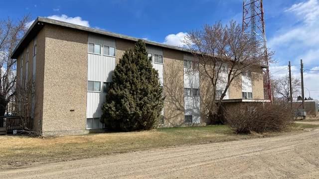 1009 1 Avenue, Wainwright, AB T9W 1S5 (#A1100466) :: Calgary Homefinders