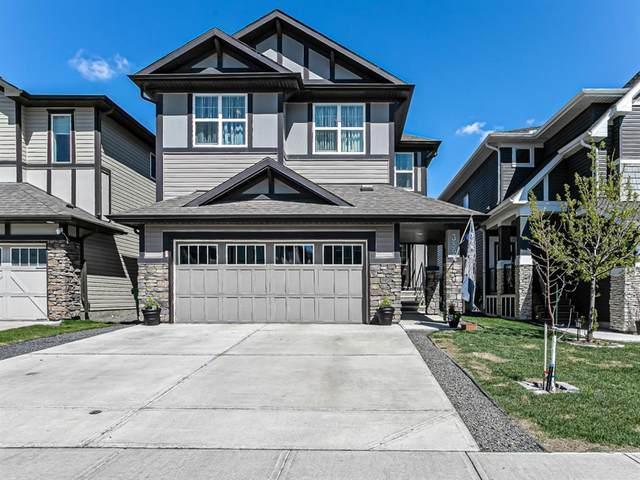 359 Hillcrest Circle SW, Airdrie, AB T4B 4B2 (#A1100580) :: Western Elite Real Estate Group
