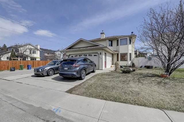 45 Eldorado Close NE, Calgary, AB T1Y 6T2 (#A1100582) :: Calgary Homefinders