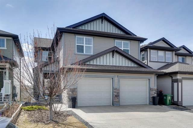35 Sunset Terrace, Cochrane, AB T4C 0G1 (#A1100583) :: Redline Real Estate Group Inc