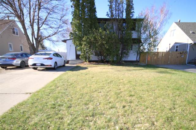 4810 57 Avenue, Taber, AB T1G 1E4 (#A1100589) :: Redline Real Estate Group Inc