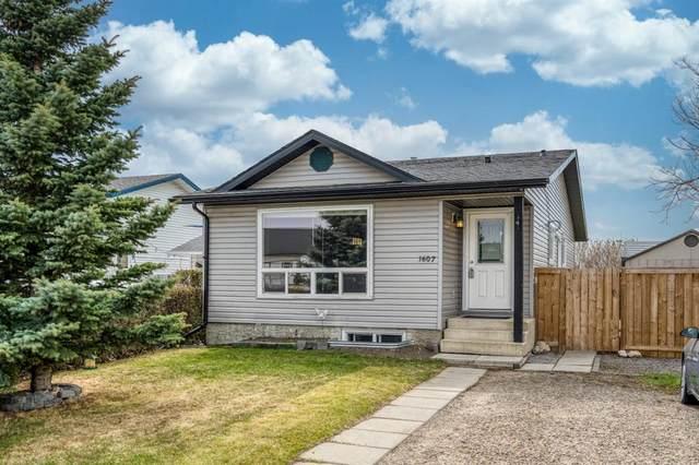 1607 Summerfield Boulevard SE, Airdrie, AB T4B 1C7 (#A1100591) :: Calgary Homefinders