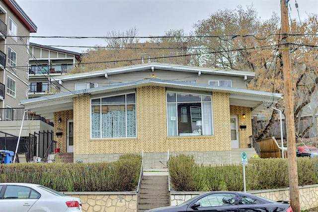514 4 Avenue NE, Calgary, AB T2E 0J7 (#A1100636) :: Calgary Homefinders
