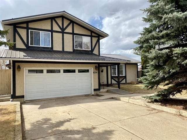 4204 62 Street, Stettler Town, AB T0C 2L1 (#A1100647) :: Calgary Homefinders