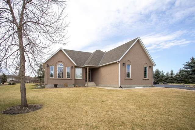 38163 C&E Trail, Rural Red Deer County, AB T4S 2C9 (#A1100661) :: Redline Real Estate Group Inc