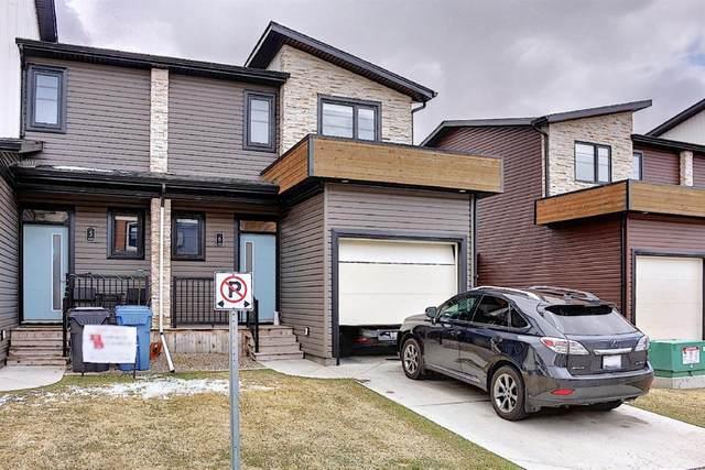 450 Highlands Boulevard W #6, Lethbridge, AB T1J 5K5 (#A1100812) :: Calgary Homefinders