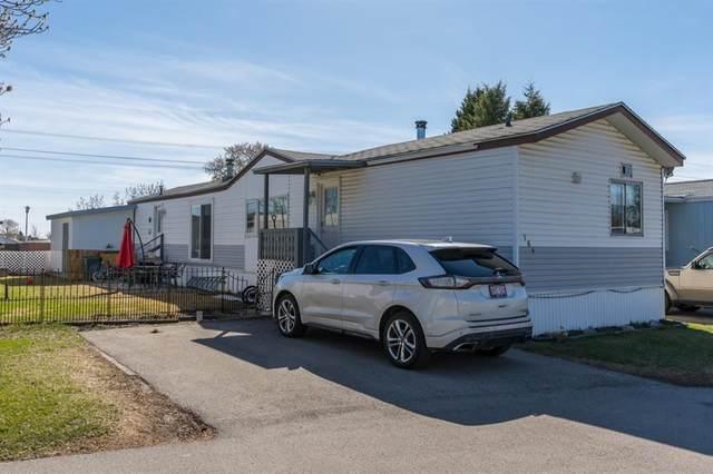 6724 17 Avenue SE #164, Calgary, AB T2A 0W5 (#A1100844) :: Redline Real Estate Group Inc