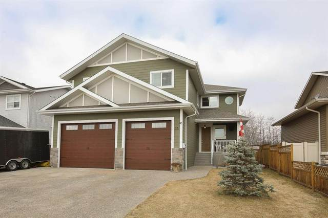 35 Erica Drive, Lacombe, AB T4L 0H3 (#A1100891) :: Calgary Homefinders