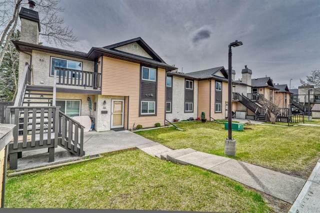 55 Cedar Springs Gardens SW, Calgary, AB T2W 5J9 (#A1100967) :: Redline Real Estate Group Inc