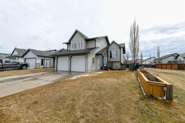 10657 Royal Oaks Drive, Grande Prairie, AB T8V 8G3 (#A1100971) :: Calgary Homefinders