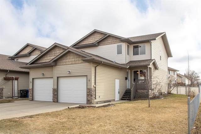 1 Willow Road, Blackfalds, AB T4M 0K8 (#A1101032) :: Calgary Homefinders