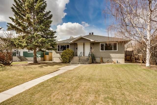3117 & 3119 37 Street SW, Calgary, AB T3E 3B7 (#A1101098) :: Redline Real Estate Group Inc
