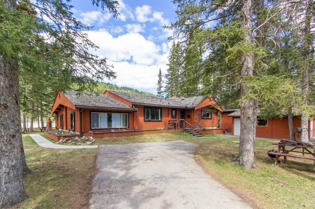 47 River Drive North, Bragg Creek, AB T0L 0K0 (#A1101146) :: Canmore & Banff