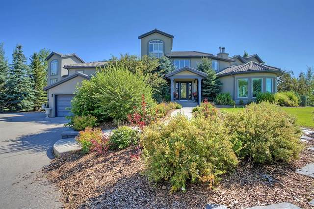 150 Braemar Street, Rural Rocky View County, AB T3Z 2T2 (#A1101165) :: Calgary Homefinders