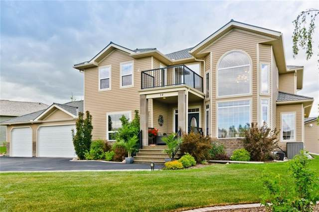 14 Wildflower Crescent, Strathmore, AB T1P 1M9 (#A1101177) :: Calgary Homefinders