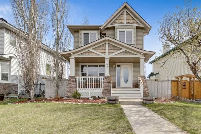 183 Crystal Shores Grove, Okotoks, AB T1S 1Y3 (#A1101181) :: Calgary Homefinders