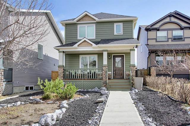 7 Sage Hill Manor NW, Calgary, AB T3R 0H1 (#A1101189) :: Western Elite Real Estate Group