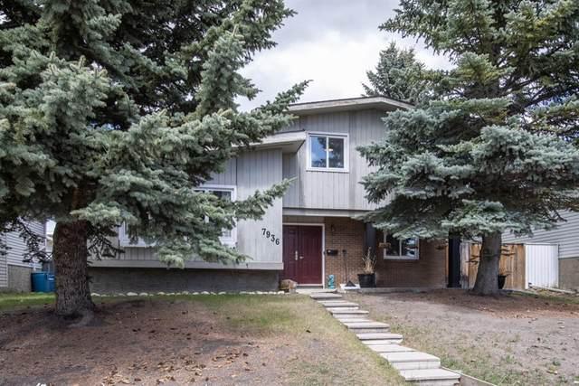 7936 71 Avenue NW, Calgary, AB T3A 4J3 (#A1101239) :: Calgary Homefinders