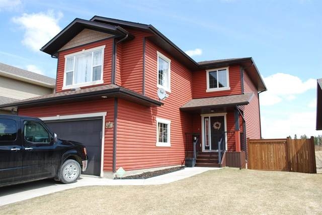 5710 45 Avenue Close, Rocky Mountain House, AB T4T 0B5 (#A1101265) :: Calgary Homefinders