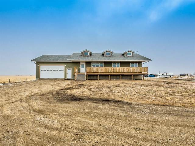 180041 Range Road 260, Vulcan, AB T0L 0L0 (#A1101288) :: Redline Real Estate Group Inc