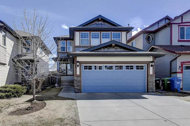 539 Auburn Bay Heights SE, Calgary, AB T3M 1L1 (#A1101404) :: Redline Real Estate Group Inc