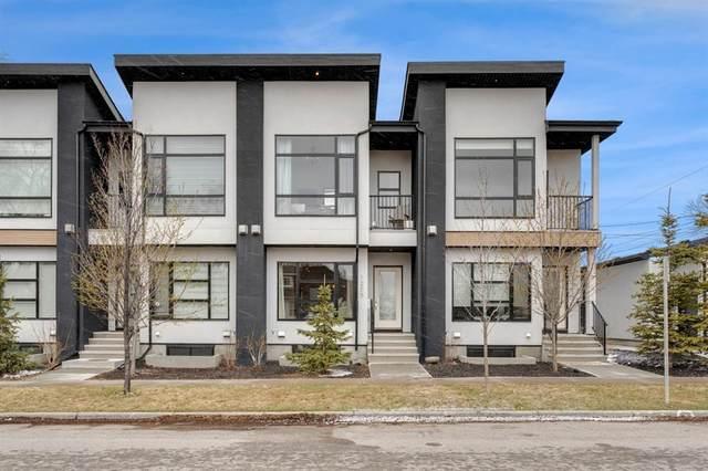 1205 1 Street NE, Calgary, AB T2E 0Y6 (#A1101476) :: Calgary Homefinders