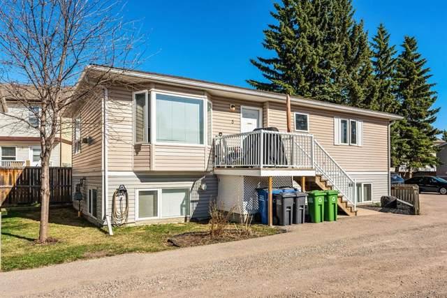 116 First Street E #3, Cochrane, AB T4C 1Z3 (#A1101481) :: Calgary Homefinders