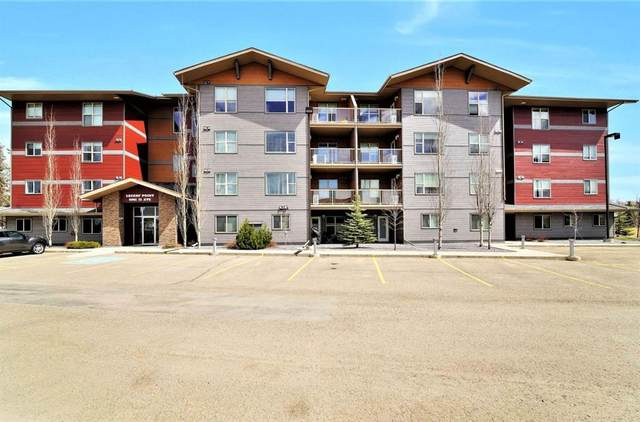 5901 71 Avenue #202, Rocky Mountain House, AB T4T 0B3 (#A1101507) :: Canmore & Banff