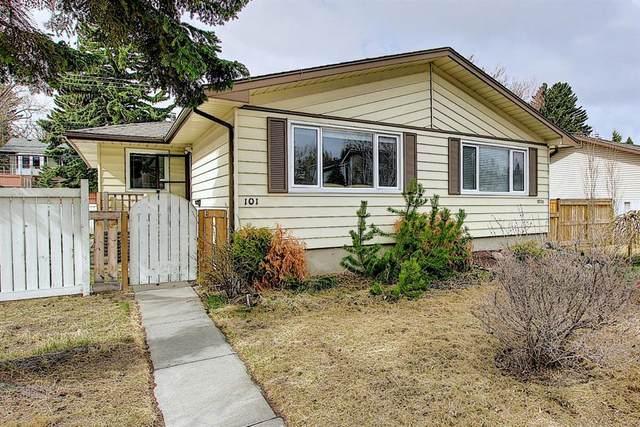 101 Cambrian Drive, Calgary, AB T2K 1P5 (#A1101509) :: Calgary Homefinders