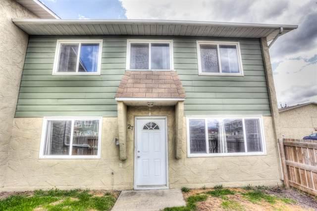 101 Mill Street #27, Hinton, AB T7V 1T2 (#A1101510) :: Calgary Homefinders