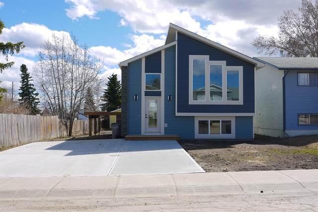 9313 105 Avenue, Grande Prairie, AB T8V 1G3 (#A1101557) :: Calgary Homefinders