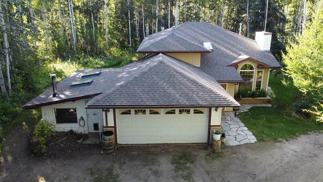 31 704029 Range Road 64 Other, Rural Grande Prairie No. 1, County of, AB T8W 5C5 (#A1101569) :: Canmore & Banff