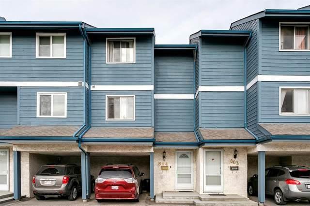 919 38 Street NE #804, Calgary, AB T2A 6E1 (#A1101576) :: Calgary Homefinders