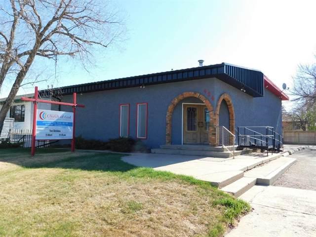 416 & 424 3 Street W, Brooks, AB T1R 0E7 (#A1101578) :: Calgary Homefinders