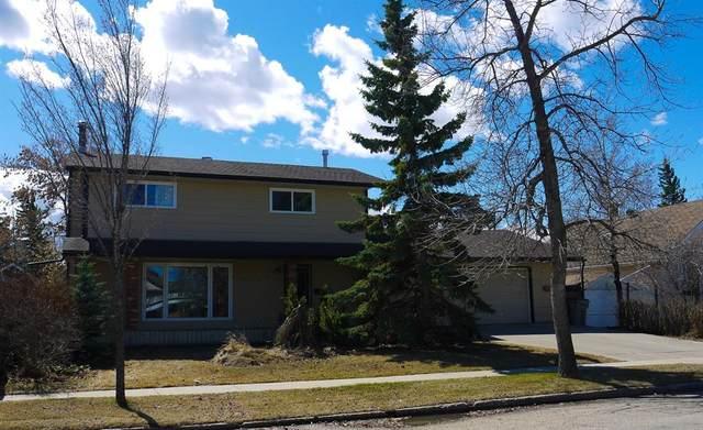 10121 96 Avenue, Grande Prairie, AB T8V 0M5 (#A1101585) :: Calgary Homefinders