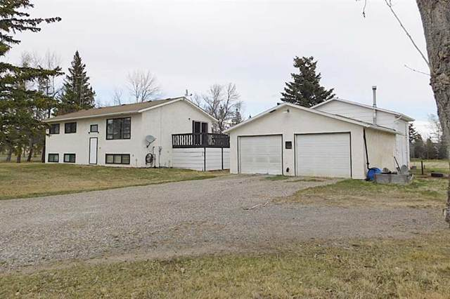 45 Saddle Mtn. Road, Claresholm, AB T0L 0T0 (#A1101615) :: Redline Real Estate Group Inc